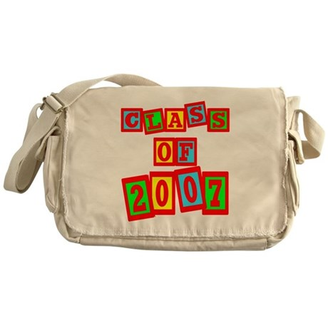Class of 2007 Messenger Bag