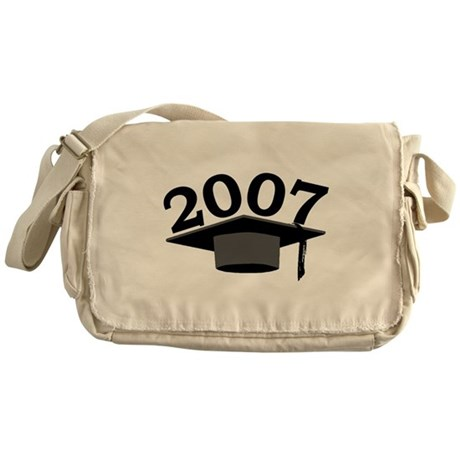 Graduation 2007 Messenger Bag