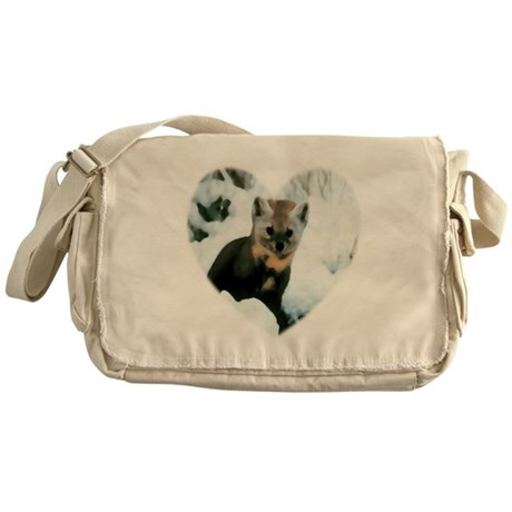 Little Fox Messenger Bag