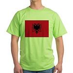 Albania Green T-Shirt