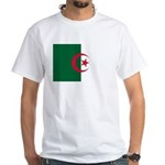 Algeria White T-Shirt