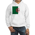 Algeria Hooded Sweatshirt
