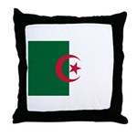 Algeria Throw Pillow