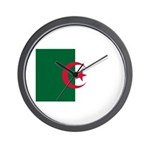 Algeria Wall Clock