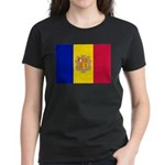 Andorra Women's Dark T-Shirt