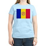 Andorra Women's Light T-Shirt