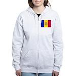 Andorra Women's Zip Hoodie