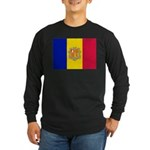 Andorra Long Sleeve Dark T-Shirt