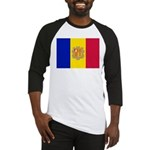 Andorra Baseball Jersey
