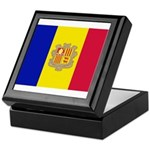 Andorra Keepsake Box