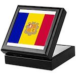 Andorra Keepsake Box