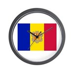 Andorra Wall Clock