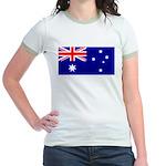 Australia Jr. Ringer T-Shirt