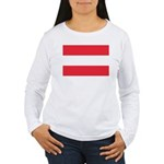 Austria Women's Long Sleeve T-Shirt