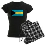 The Bahamas Women's Dark Pajamas