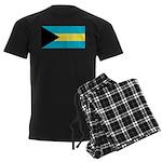 The Bahamas Men's Dark Pajamas