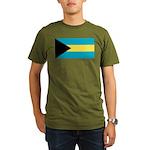 The Bahamas Organic Men's T-Shirt (dark)