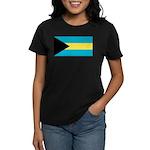 The Bahamas Women's Dark T-Shirt