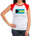 The Bahamas Women's Cap Sleeve T-Shirt