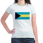 The Bahamas Jr. Ringer T-Shirt