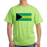 The Bahamas Green T-Shirt