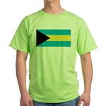The Bahamas Green T-Shirt
