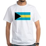 The Bahamas White T-Shirt
