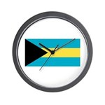 The Bahamas Wall Clock