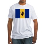 Barbados Fitted T-Shirt