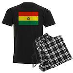Bolivia Men's Dark Pajamas