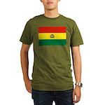 Bolivia Organic Men's T-Shirt (dark)