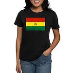 Bolivia Women's Dark T-Shirt