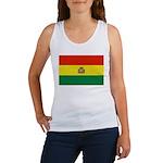 Bolivia Women's Tank Top