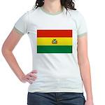 Bolivia Jr. Ringer T-Shirt