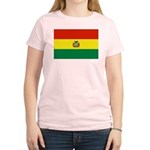 Bolivia Women's Light T-Shirt