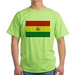 Bolivia Green T-Shirt