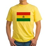 Bolivia Yellow T-Shirt