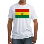 Bolivia Fitted T-Shirt