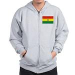 Bolivia Zip Hoodie
