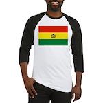 Bolivia Baseball Jersey