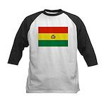 Bolivia Kids Baseball Jersey