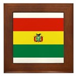 Bolivia Framed Tile