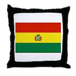 Bolivia Throw Pillow