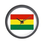 Bolivia Wall Clock