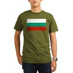 Bulgaria Organic Men's T-Shirt (dark)