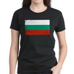 Bulgaria Women's Dark T-Shirt