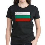 Bulgaria Women's Dark T-Shirt