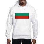 Bulgaria Hooded Sweatshirt