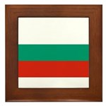 Bulgaria Framed Tile