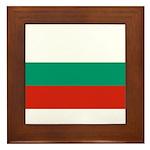 Bulgaria Framed Tile